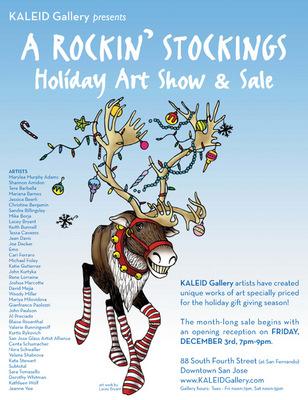 KALEID's Rockin' Stockings Show & Sale!