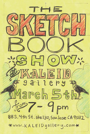 The Sketch Book Show March 2010