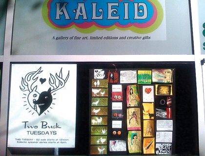 TWO BUCK TUESDAYS at KALEID January 20th